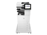 PRODOTTO USATO OTTIMA QUALITA'!!! J8J65A#B19 - HP LaserJet Enterprise MFP M631z - multifunction printer - B/W