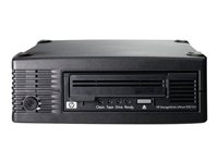 PRODOTTO RIGENERATO!!! EH848A - HPE StorageWorks Ultrium 920 - Tape drive - LTO Ultrium (400 GB / 800 GB) - Ultrium 3 - SAS - external - for ProLiant ML115 G5