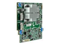 PRODOTTO RIGENERATO!!! 749974-B21 - HPE Smart Array P440ar/2GB with FBWC - Storage controller (RAID) - 26 Channel - SATA 6Gb/s / SAS 12Gb/s - 12 Gbit/s - RAID 0, 1, 5, 6, 10, 50, 60, 1 ADM, 10 ADM - PCIe 3.0 x8 - factory integrated - for ProLiant DL560 Ge