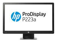 PRODOTTO USATO OTTIMA QUALITA'!!! X7R62AT#ABB - HP ProDisplay P223A - LED monitor - Full HD (1080p) - 21.5'