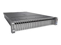 UCS-SPR-C240M4-BS1 - Cisco UCS SmartPlay Select C240 M4SX Standard 1 - rack-mountable - Xeon E5-2620V4 2.1 GHz - 16 GB