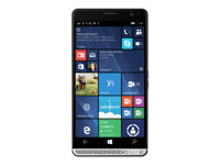 PRODOTTO RIGENERATO!!! Y1M46EA#ABU - HP Elite x3 - Smartphone - 4G LTE Advanced - 64 GB - microSDXC slot - GSM - 5.96' - 2560 x 1440 pixels (494 ppi) - AMOLED - RAM 4 GB - 16 MP (8 MP front camera) - Windows 10 - with HP Desk Dock - graphite with chrome