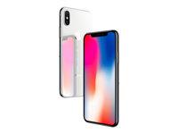 PRODOTTO RIGENERATO!!! MQAD2 - Apple iPhone X - Smartphone - 4G LTE Advanced - 64 GB - GSM - 5.8' - 2436 x 1125 pixels (458 ppi) - Super Retina HD - 2x rear cameras (2x front cameras) - silver