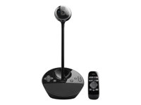 960-000867 - Logitech BCC950 ConferenceCam - Web camera - PTZ - colour - 1920 x 1080 - audio - USB 2.0 - H.264