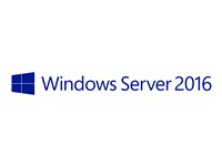 P00487-B21 - Microsoft Windows Server 2016 Standard Edition - Licence - 16 cores - OEM - ROK - DVD - BIOS-locked (Hewlett Packard Enterprise), provides rights for up to two OSEs or Hyper-V containers when all physical cores in the server are licenced, Mic
