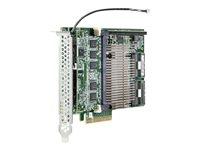 PRODOTTO RIGENERATO!!! 726897-B21 - HPE Smart Array P840/4GB with FBWC - Storage controller (RAID) - 16 Channel - SATA 6Gb/s / SAS 12Gb/s - 12 Gbit/s - RAID 0, 1, 5, 6, 10, 50, 60, 1 ADM, 10 ADM - PCIe 3.0 x8 - for Apollo 4510 Gen9; ProLiant DL180 Gen9, D