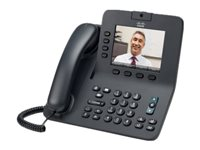 PRODOTTO USATO ALTISSIMA QUALITA'!!! CP-8945-K9-RF - Cisco Unified IP Phone 8945 Standard - IP video phone - SCCP, SIP - multiline - refurbished