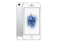 PRODOTTO RIGENERATO!!! MP832 - Apple iPhone SE - Smartphone - 4G LTE - 32 GB - CDMA / GSM - 4' - 1136 x 640 pixels (326 ppi) - Retina - 12 MP (1.2 MP front camera) - silver