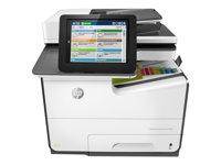 PRODOTTO USATO OTTIMA QUALITA'!!! G1W39A#B19 - HP PageWide Enterprise Color MFP 586dn - multifunction printer - colour