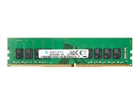 Z9H57AT - HP - DDR4 - 16 GB - DIMM 288-pin - 2400 MHz / PC4-19200 - 1.2 V - unbuffered - non-ECC - promo - for HP 280 G3, 290 G1; EliteDesk 705 G3 (DIMM), 800 G2 (DIMM), 800 G3 (DIMM); ProDesk 400 G4, 600 G3 (DIMM)
