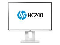 PRODOTTO USATO OTTIMA QUALITA'!!! Z0A71A4#ABB - HP HC240 - Healthcare - LED monitor - 24'