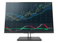 <b>Omogeneità dei colori e prestazioni per i più esigenti</b>\nAumentate la produttività con l'elegante monitor HP Z24n G2 WUXGA da 60,96 cm (24