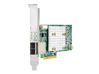 804405-B21 - HPE Smart Array P408e-p SR Gen10 - Storage controller (RAID) - 8 Channel - SATA 6Gb/s / SAS 12Gb/s - 12 Gbit/s - RAID 0, 1, 5, 6, 10, 50, 60, 1 ADM, 10 ADM - PCIe 3.0 x8 - for ProLiant DL20 Gen10, DL360 Gen10, DL380 Gen10, XL230k Gen10, XL270