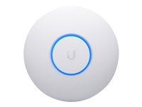 UAP-NANOHD - Ubiquiti Unifi UAP-NanoHD - Radio access point - 802.11ac Wave 2 - Wi-Fi - Dual Band - DC power - wall / ceiling mountable