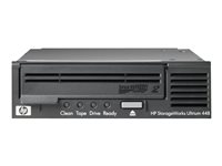 PRODOTTO RIGENERATO!!! DW028B - HPE StorageWorks Ultrium 448 - Tape drive - LTO Ultrium (200 GB / 400 GB) - Ultrium 2 - SCSI LVD - rack-mountable - 1U - for AlphaServer ES45; ProLiant DL160se G6, DL165 G5, DL185 G5, DL380 G6, DL385 G5p, DL785 G5